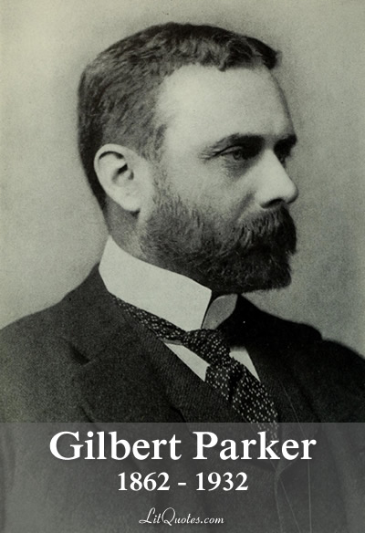 The Trespasser by Gilbert Parker