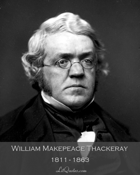 The History of Pendennis by William Makepeace Thackeray