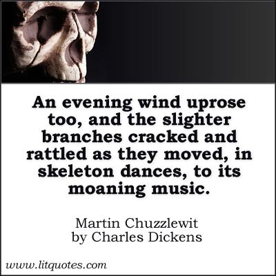 Martin Chuzzlewit Quote