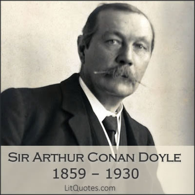 the early life and experiences of sir arthur conan doyle By anyone's definition mary foley doyle, the mother of arthur conan doyle see a timeline for the professional and private life of sir arthur conan doyle.