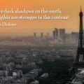 Thinking of Paris
