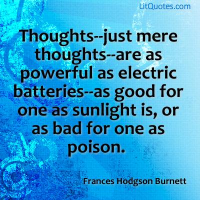 The Secret Garden Quotes By Frances Hodgson Burnett Litquotes