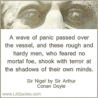 Sir Nigel by Sir Arthur Conan Doyle