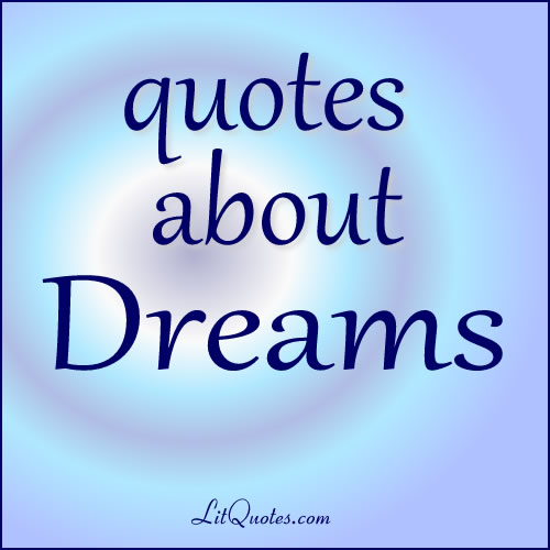 Dreams Quotes