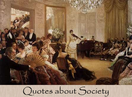 Society Quotes